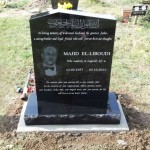 Multi-cultural headstone designs