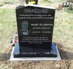 Multi-cultural headstone designs, unique memorials
