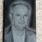 Granite Laser Etched Portrait - The Perfect Memorial