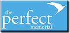 The Perfect Memorial Ltd Logo