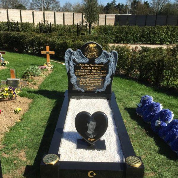 Kerb set memorial