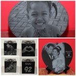 Portraits, plaques, murals, granite memorials, laser etched